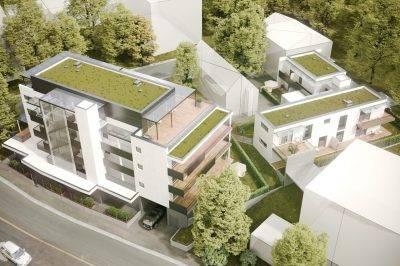 Unsere aktuellen Wohnbauprojekte