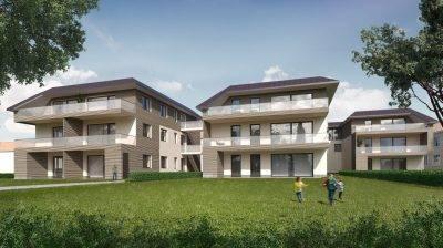 Neubauwohnungen am Attersee